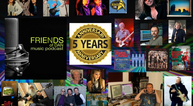 Friends of Dan Audio podcast (May 2015)